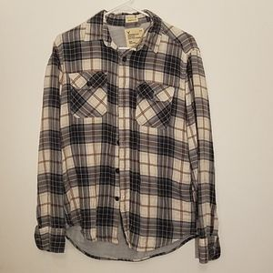 American Eagle button down atletic fit size M